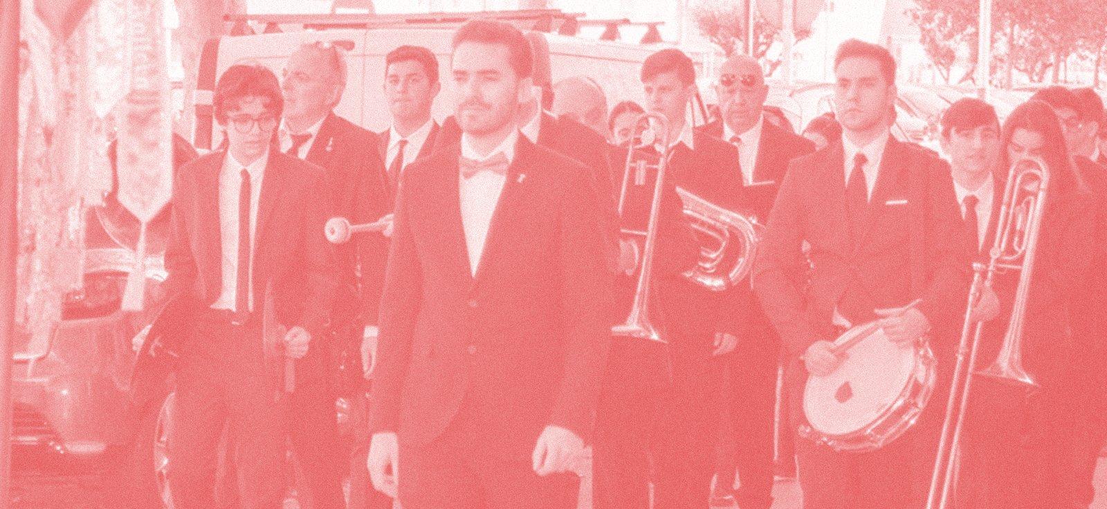 Desfile del 9 de Octubre Día de la Comunitat Valenciana en Oliva